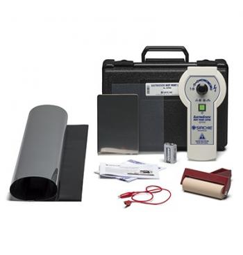 Kit de prelevement electrostatique