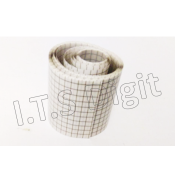 Adhesif rouleau pour empreintes Spurfix 5 x 5