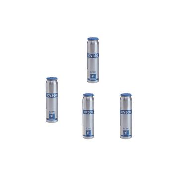 Recharge de gaz SPOTFLAM pour chalumeau flamme gaz (115 Ml)