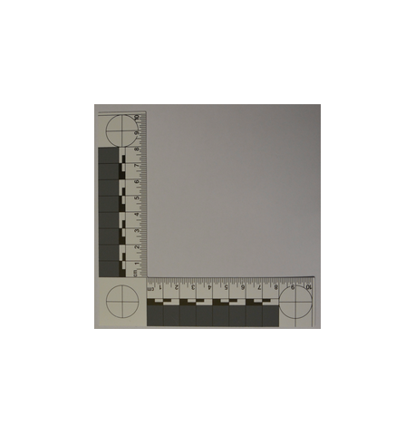 Equerre PVC millimetree ABFO 105 x 105 mm