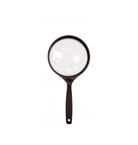 Loupe a main 40 mm / 4 X