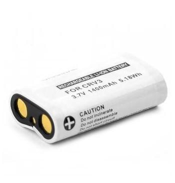 Batterie rechargeable CR-V3 pour appareil Photo
