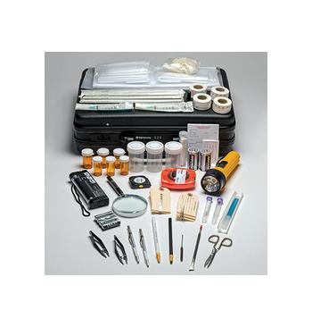 Trousse d'investigation (kit 33 produits Forensics) Sirchie