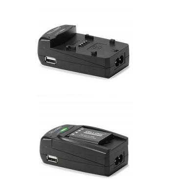 Chargeur pour piles CR V3 appareil photo