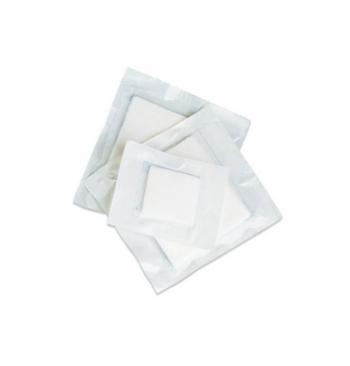 Compresse sterile non tisse 5x5 cm / Boite de 100