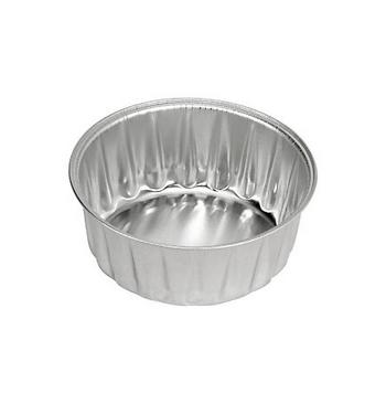 Coupelle aluminium a cyanoacrylate diam.75 - H.34 mm / 100