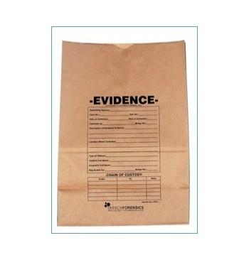 "Enveloppe papier kraft securise ""Evidence"" 335x475 mm + 35 mm / 100"