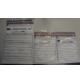 Sac securite transparent GENDARMERIE 340 mm x 450 mm / 50