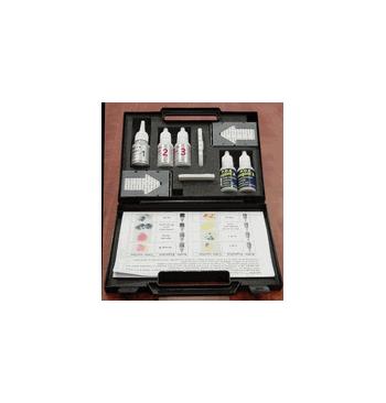 Kit de detection d'explosifs Dropex Plus