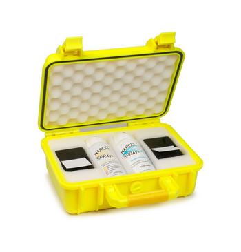 Malette detection drogues (D4D 100 test + Coca 100 test + 2 distributeurs)