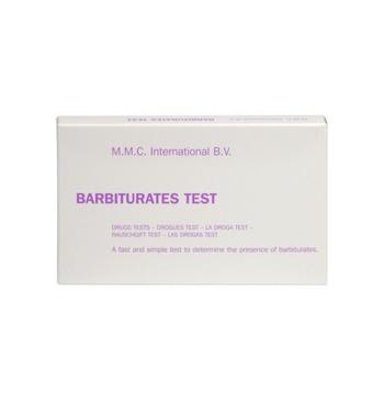 Test MMC (Barbituriques) / 10