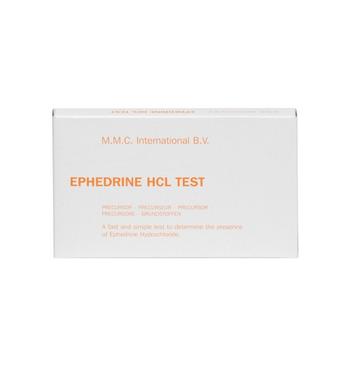 Test MMC (ephedrine) / 10
