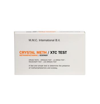 Test MMC (Methamphetamines - ecstasy) / 10