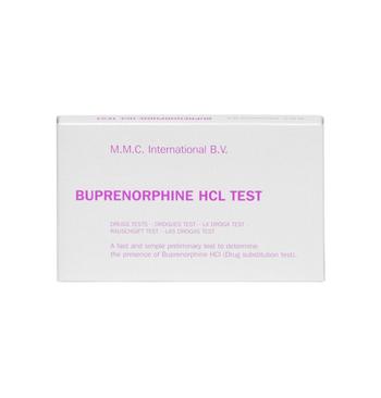 Test MMC (Buprenorphine HCL) / 10